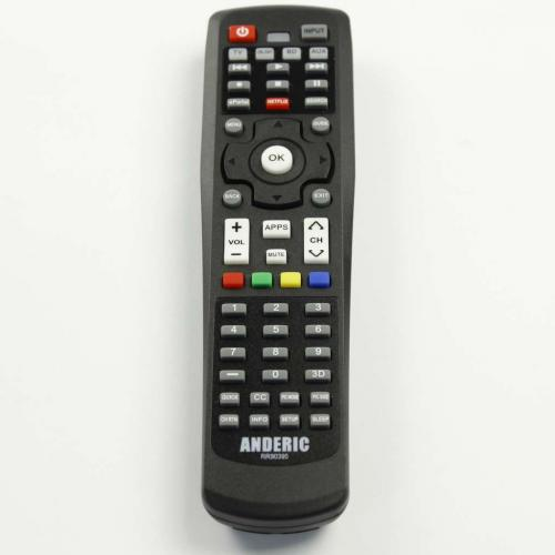 Anderic RR90395 Remote Control-Universal;