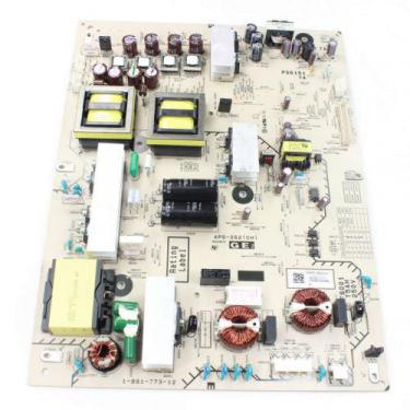 Sony 1-474-211-11 PC Board-Power/Static Con