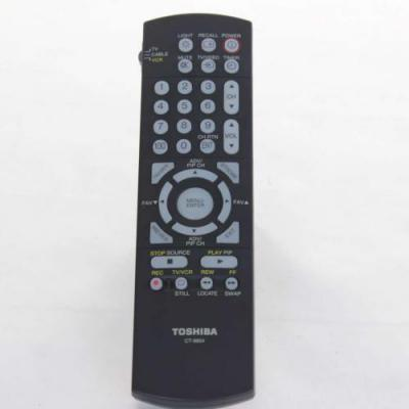 Toshiba 23306269 Remote Transmitter; Ct995