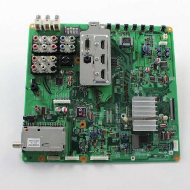 Toshiba 75012465 PC Board-Main;