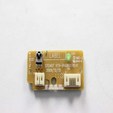 Toshiba 75017639 PC Board-Ir/B Pc Board