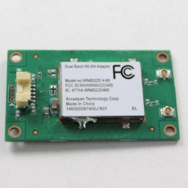Toshiba 75022758 PC Board-Communication Un