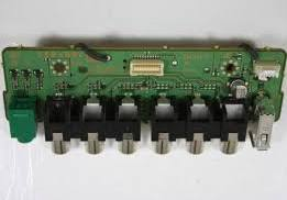 Sony A-1118-196-A PC Board-A/V-Side-H8