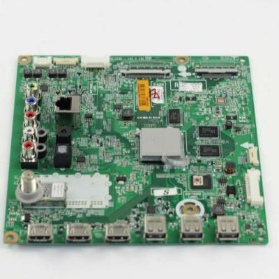LG CRB34547901 PC Board-Main; Chassis