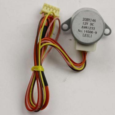 Panasonic CWA981233 Motor