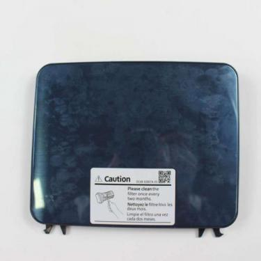 Samsung DC97-16018S Cover-Filter; Wf6200K, Bl