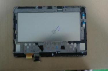 Samsung GH97-15249B Front, Lcd Assy (Svc/Blac