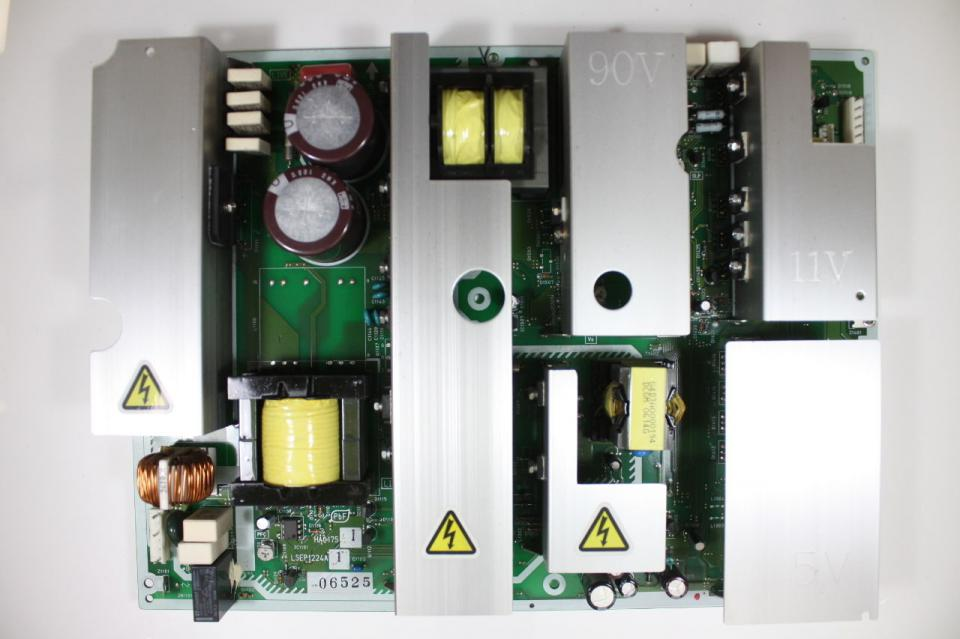 Hitachi 55HDS69 * HA01751 TV Power Supply Board