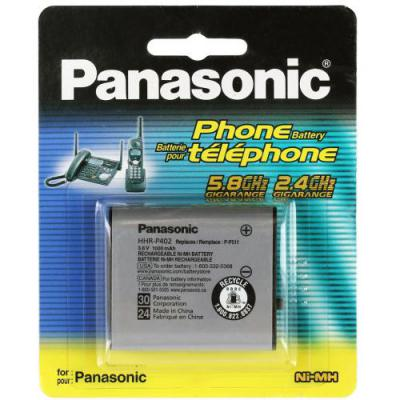 Panasonic HHR-P402A Battery-Rechargeable, Ni-