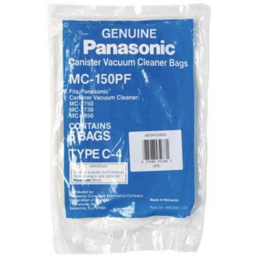 Panasonic M-C150PF Bag