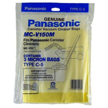 Panasonic MC-V150M Bag-Canister-C5-3 Pk