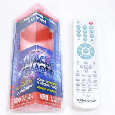 Miracle Remote MR120 Universal Remote Control