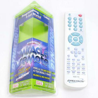 Miracle Remote MR170 Universal Remote Control