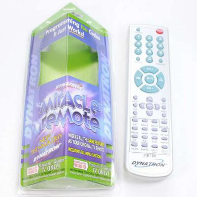 Miracle Remote MR190 Universal Remote Control