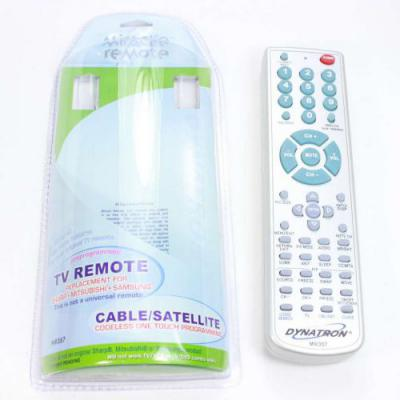 Miracle Remote MR357 Universal Remote Control