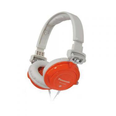 Panasonic RP-DJS400-D Headphones, Dj Street Sty