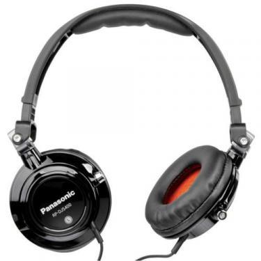 Panasonic RP-DJS400-K Headphones, Dj Street Sty