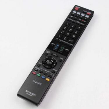 Sharp RRMCGA935WJSA Remote Control; Remote Tr